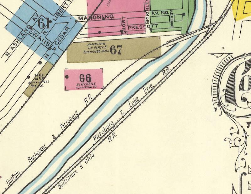1904 Sanborn Map