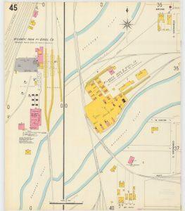 1904 Sanborn Insurance Company Map