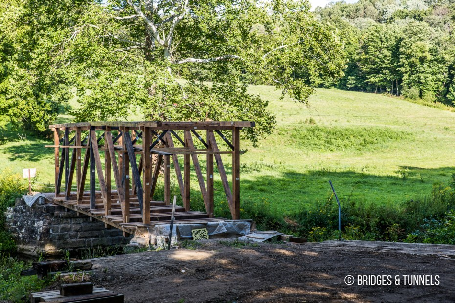 McClellan Covered Bridge