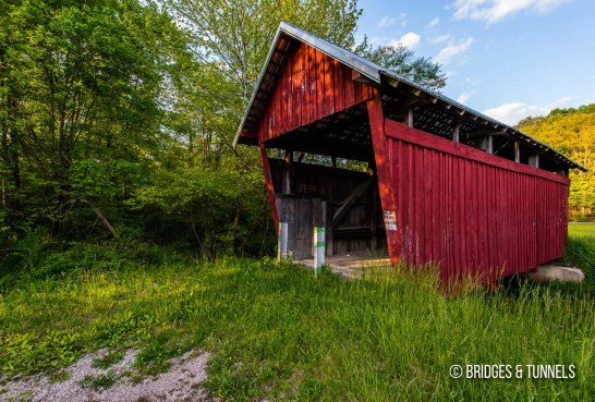 Cox Covered Bridge