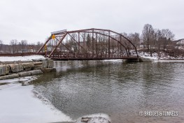Upper Lisle Road Bridge