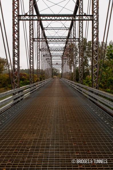 Caneadea Bridge
