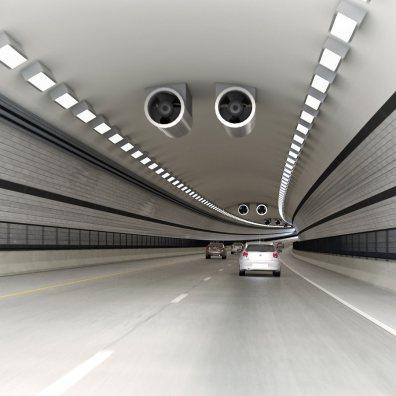 Harrods Creek Tunnel Rendering