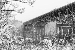 Clays Ferry Interstate Bridge