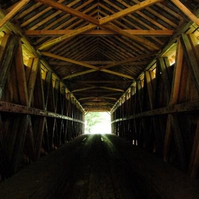 Bennetts Mill Covered Bridge
