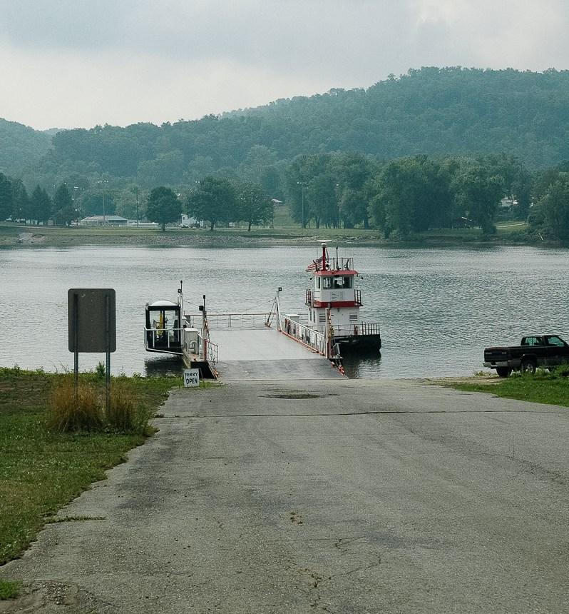 Sistersville Ferry
