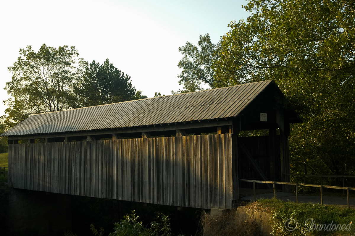 Ringos Mill Covered Bridge