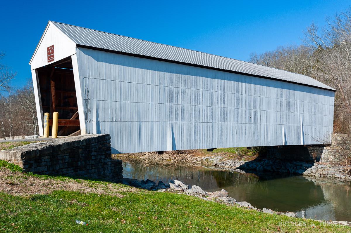 Walcott Covered Bridge