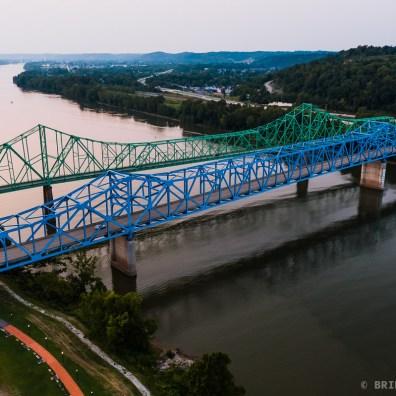 Ben Williamson Memorial Bridge and Simeon Willis Bridge