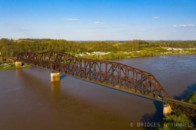 Sciotoville Railroad Bridge