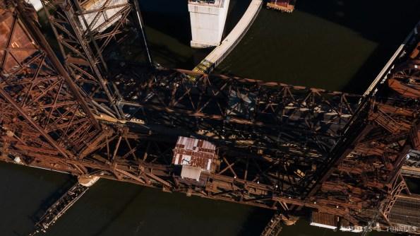 Pennsylvania Railroad Harsimus Branch Bridge and Wittpenn Bridge