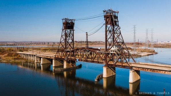 Delaware, Lackawanna & Western Railroad (Lower Hack) Bridge
