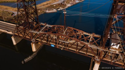 Delaware, Lackawanna & Western Railroad (Lower Hack) Bridge