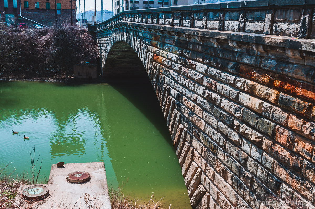 Wheeling Stone Arch Bridge