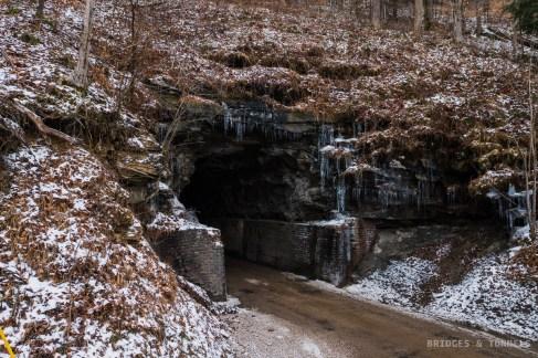 Breeden Tunnel North Portal