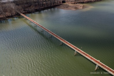 Browns Island Back Channel Bridge