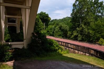 "Blaine Hill ""S"" Bridge"