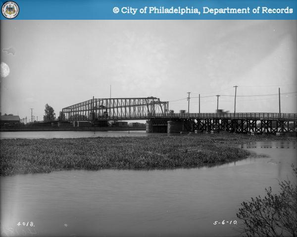 Penrose Ferry Bridge c. 1910