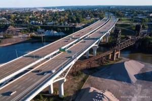 George V. Voinovich Bridges