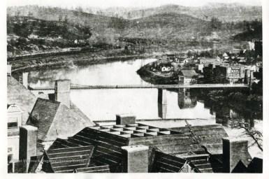 Jefferson Street Suspension Bridge