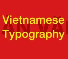 Các font chữ tiếng Việt có thể sử dụng cho thiết kế WEB và thiết kế đồ hoạ