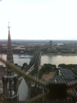 Great view of the Rhine