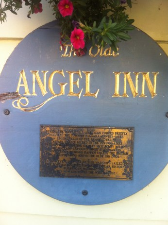Angel Inn oldest tavern in Canada