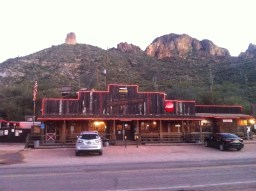 Tortilla Flats Superstition Saloon