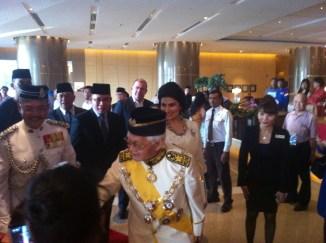 Sultan of Sarawak