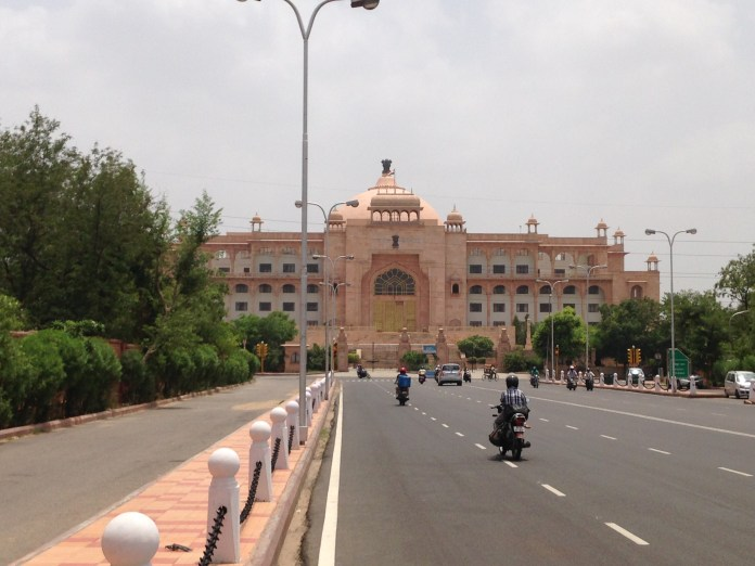 Parliament Buildings Jaipur