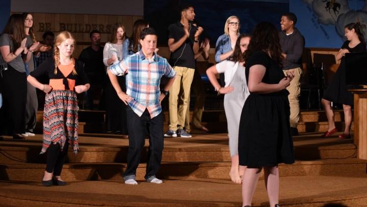 Pilgrim Rehearsal 19