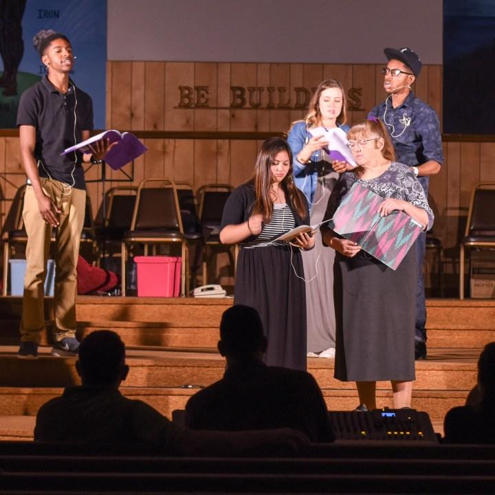 Pilgrim Rehearsal 26