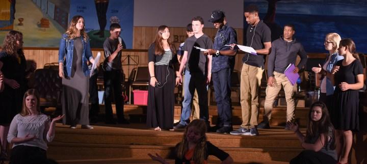 Pilgrim Rehearsal 29