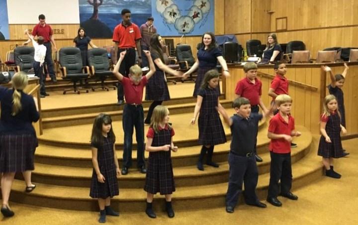 Pilgrim Rehearsal 37