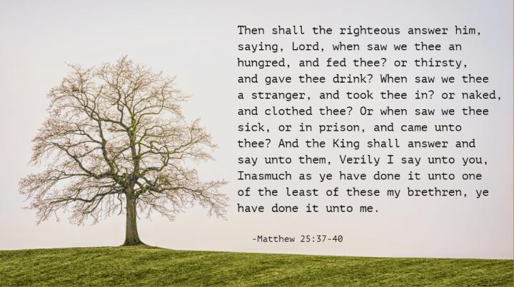 Matthew 25-3