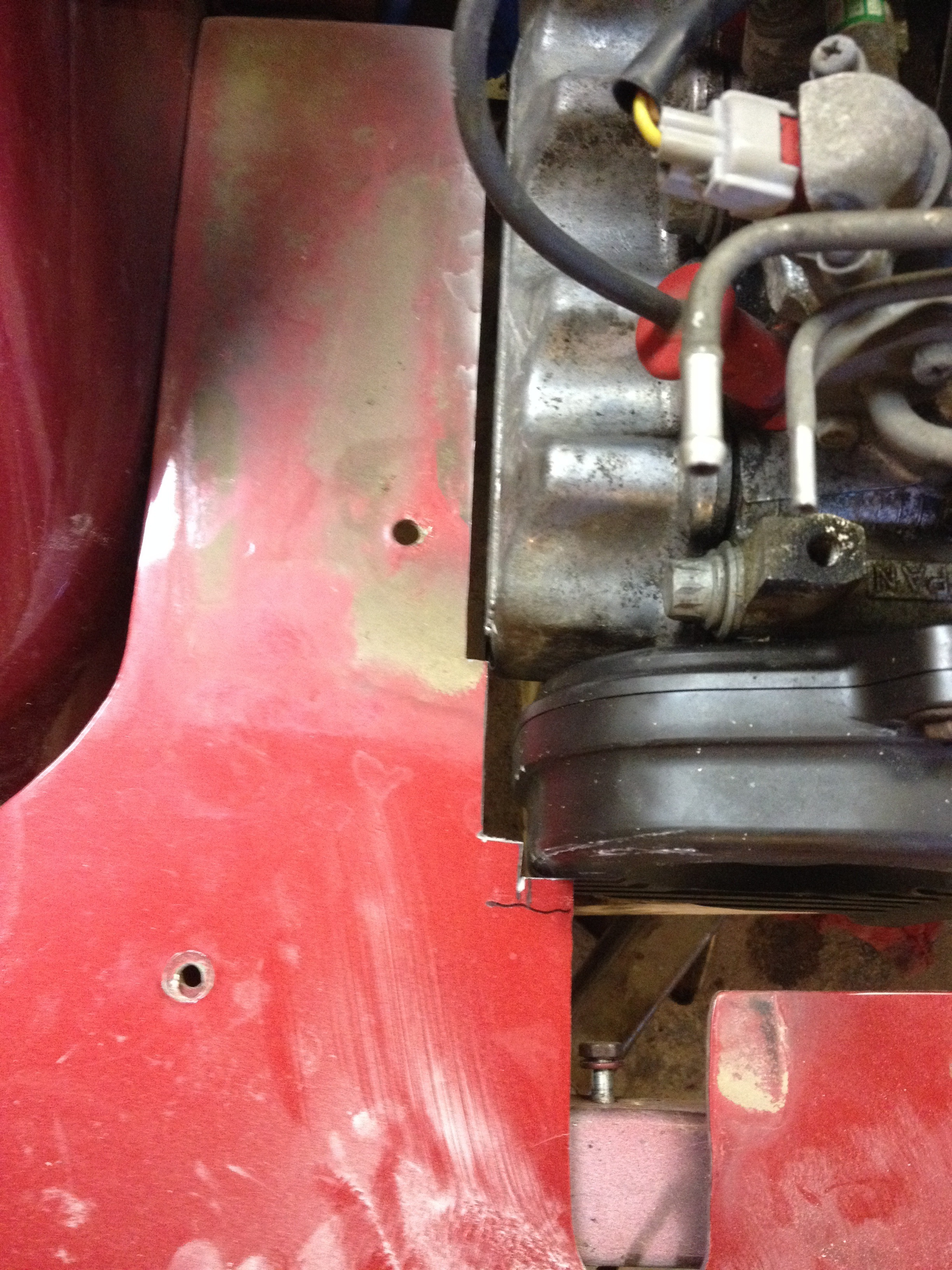 Soob Swap Motor Placement And Mounts Continued