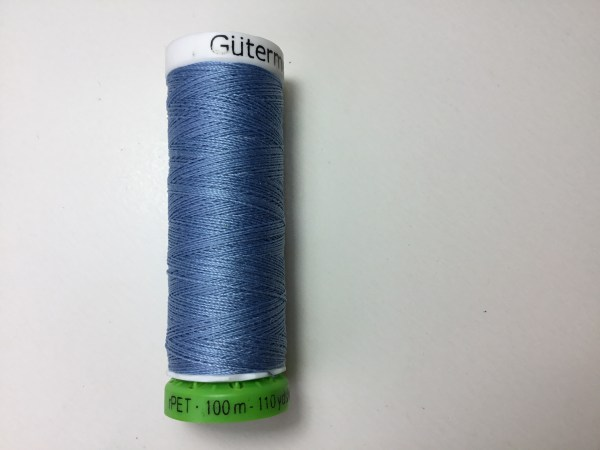 rPet 143 recycled content sew all thread spool