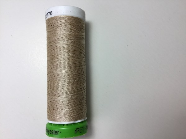 rPet 186 recycled content sew all thread spool