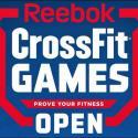 Reebok CrossFit Games Open Logo