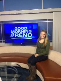 Interview with Good Morning Reno