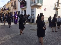 104 processie in lepe