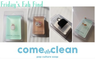 Come Clean Pop Culture Soap