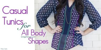 Figure Flattering Tunic tops
