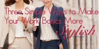 work basics more stylish
