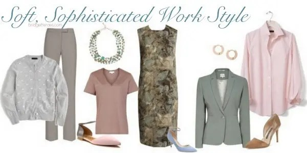 Sophisticated Work Style