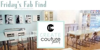 Create Couture Jewelry