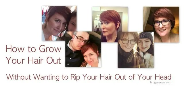 grow your hair out