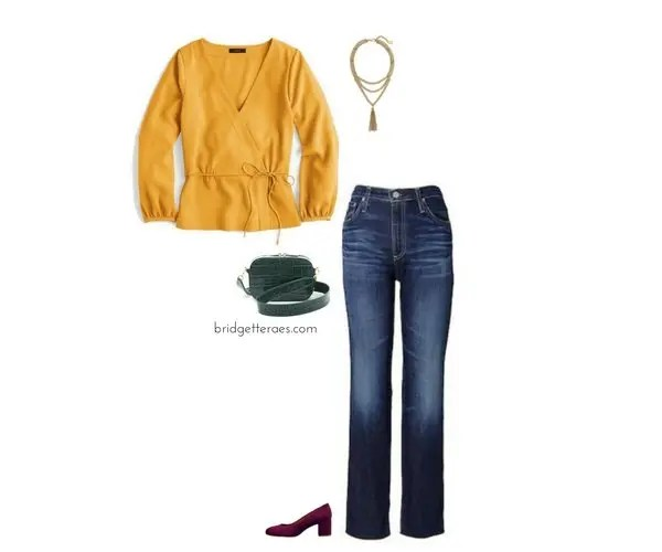 straight leg cropped jeans