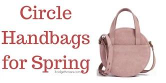 circle handbags