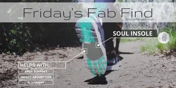 Soul Insole Shoe Bubble